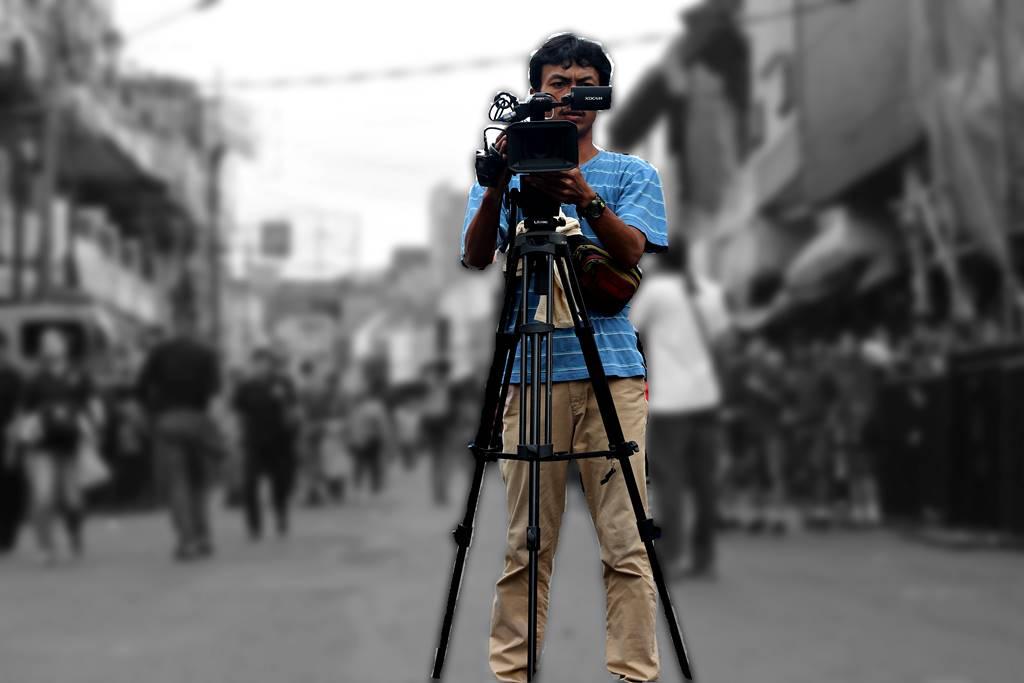 Mempersiapkan Kamera