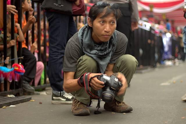 Fungsi Sosial Kamera : Untuk Mencari Teman